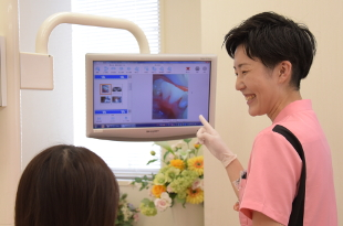 歯周病治療のイメージ