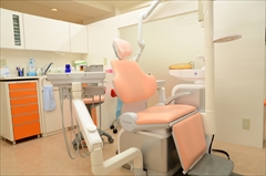 ヴィータ歯科 診察室