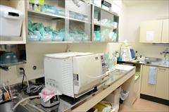 ヴィータ歯科 安全衛生設備